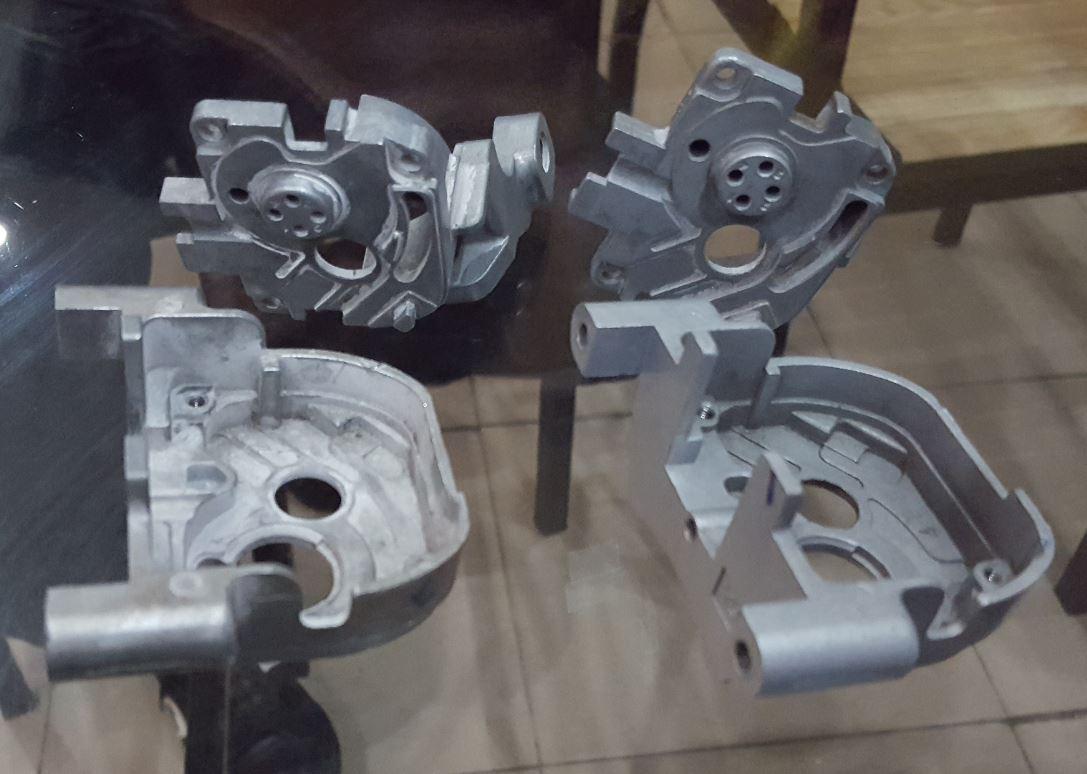 thiết kế ngược ổ khóa honda