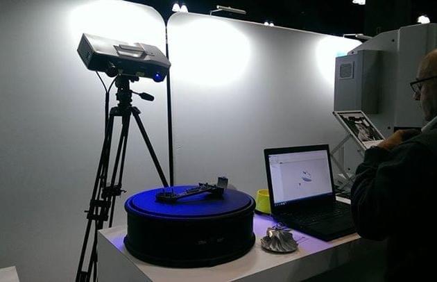 3d scanner capture