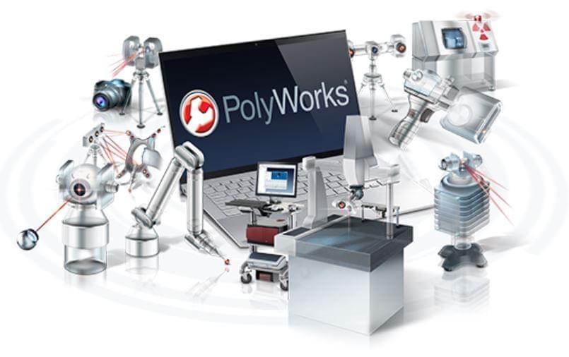 PolyWorks Viet nam