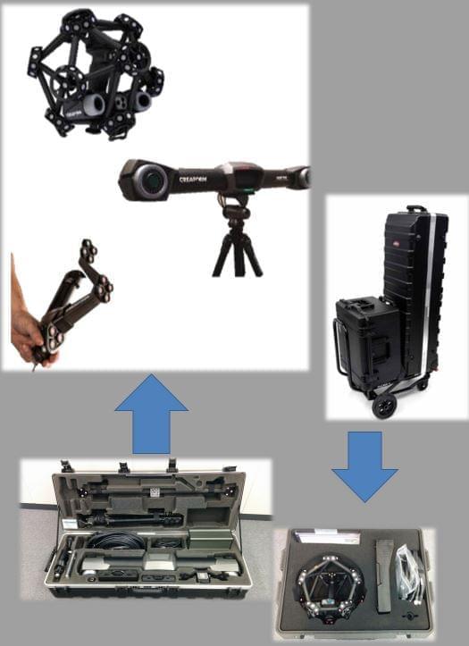 phụ kiện scan 3d