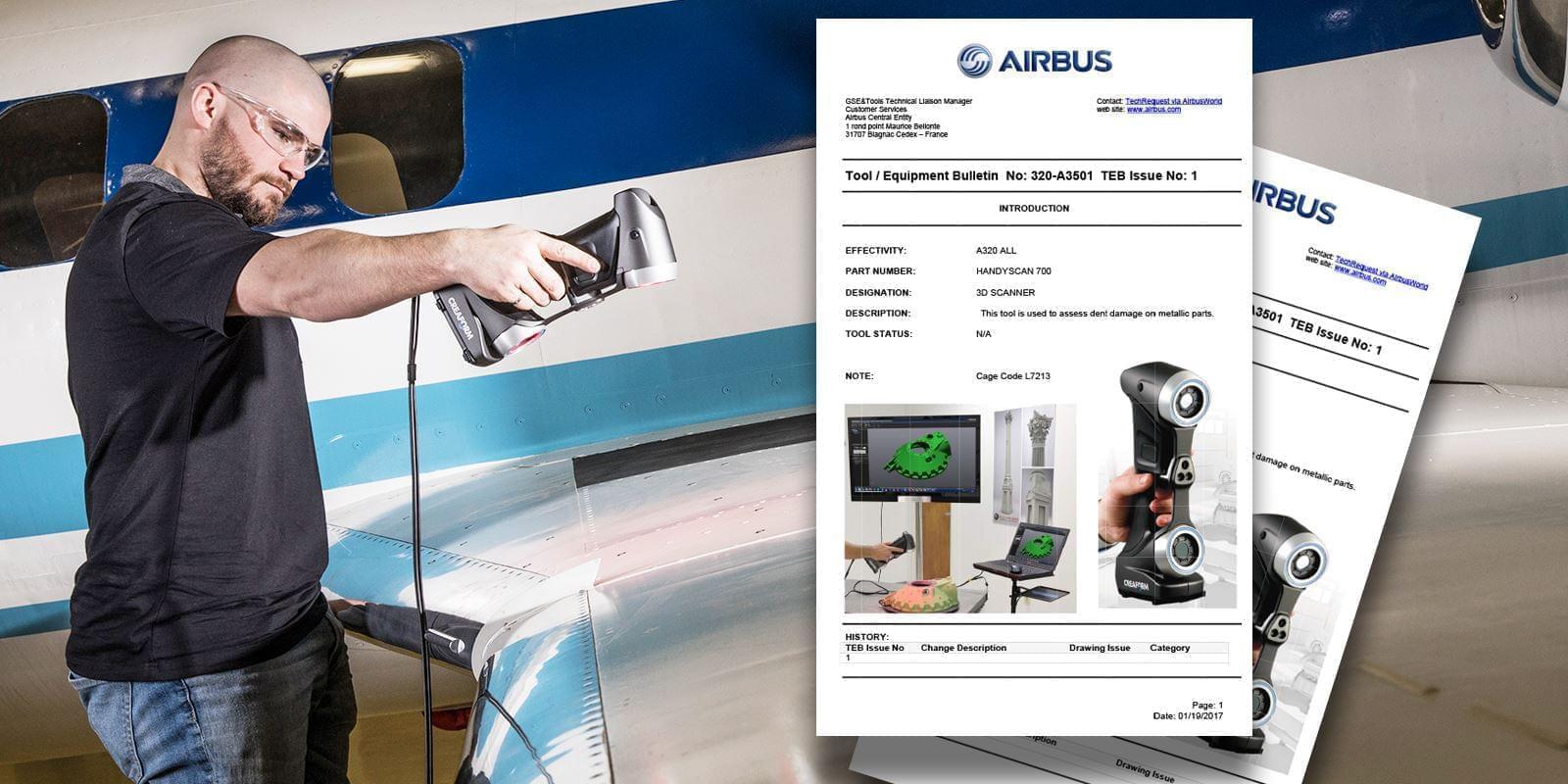 máy scan 3d máy bay