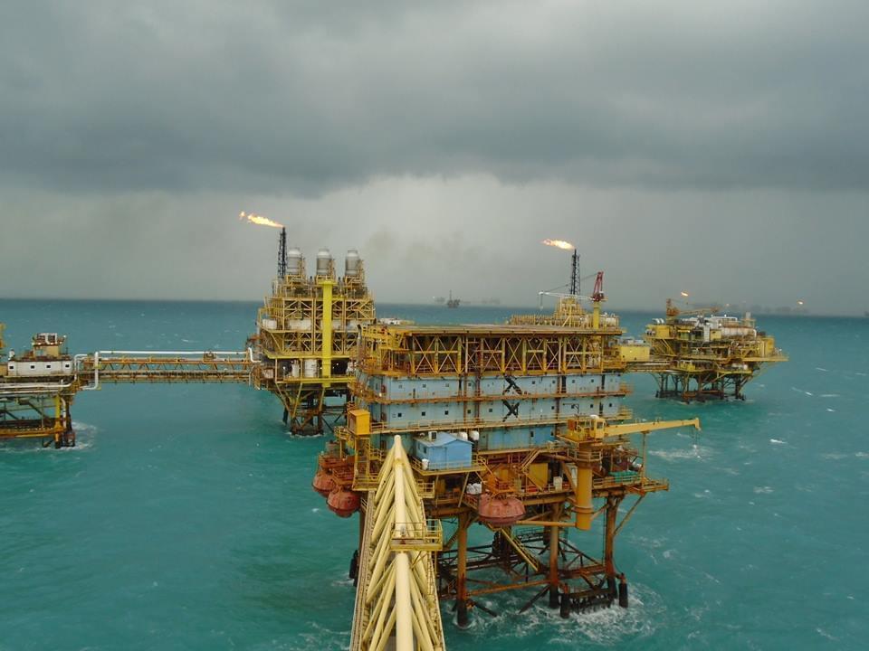 quét 3d đường ống dẫn dầu