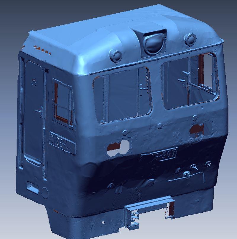thiết kế 3d tàu hỏa