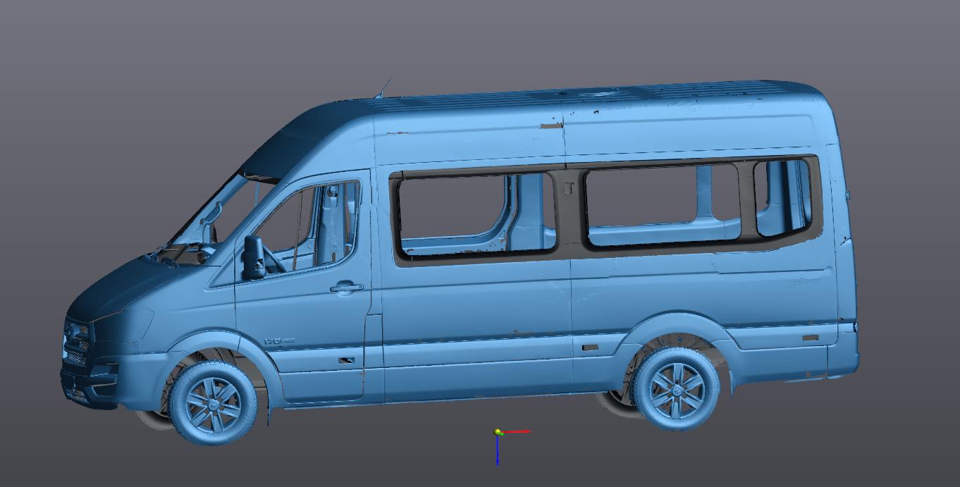 scan 3d xe oto hyundai1