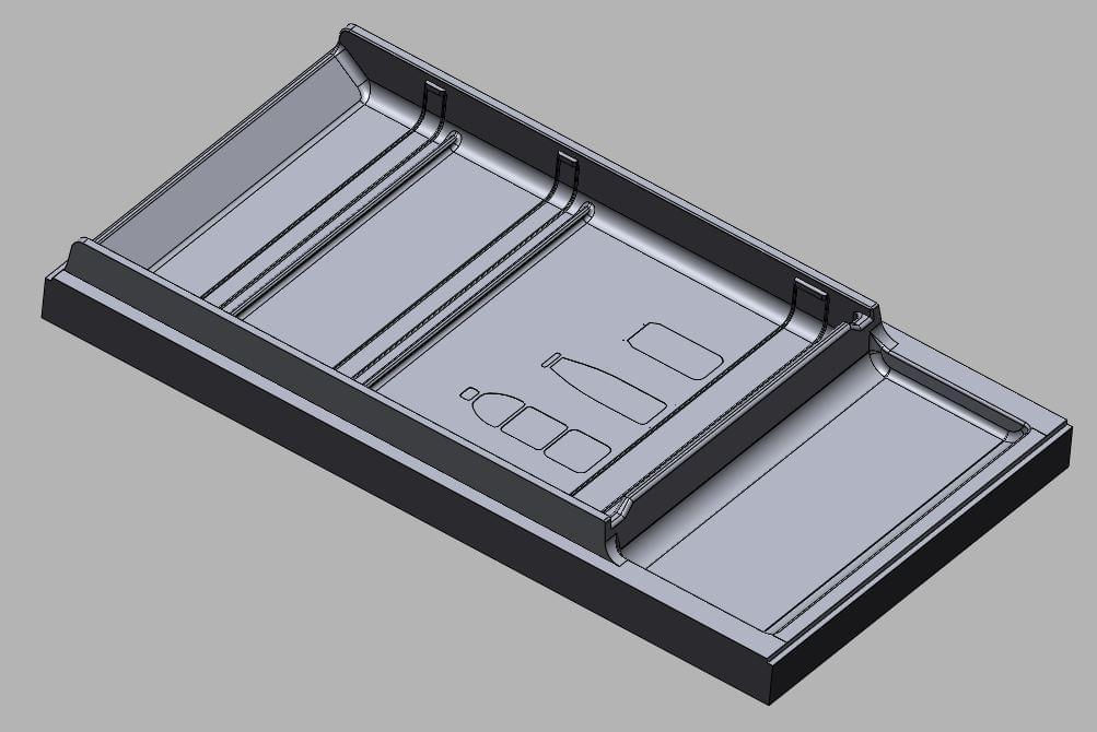 scan3d khuôn tủ lạnh