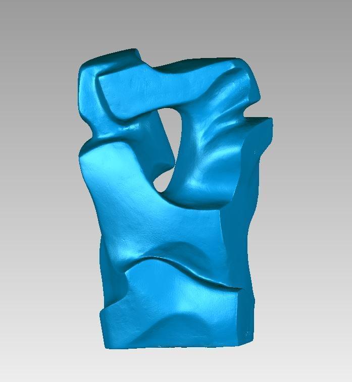 scan 3d đá nghệ nhân