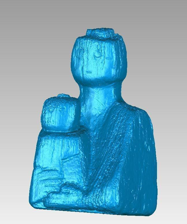 scan 3d đồ đá