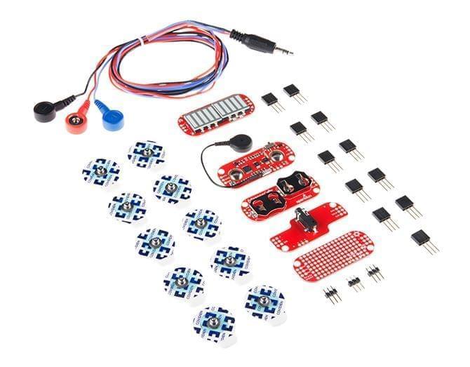 Bộ Sensor cơ bắp đầy đủ (Full KIT)
