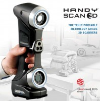 The Creaform HANDYSCAN 700 ™ handheld scanner