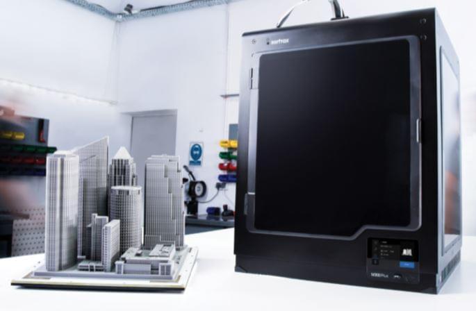 Máy in 3D công nghiệp M300 Plus