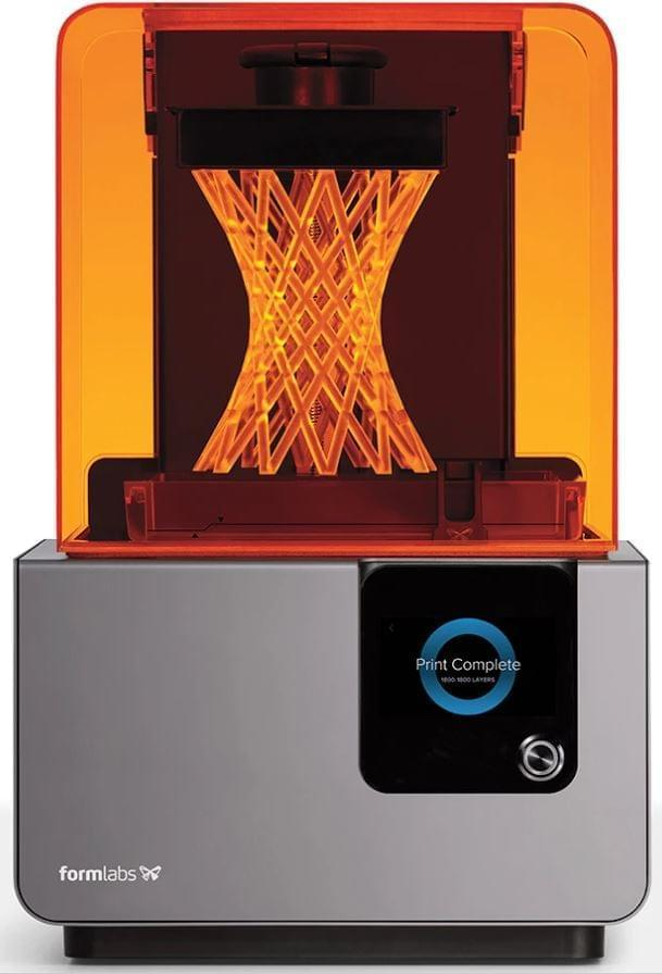 Máy in 3d SLA khổ 145mm(X)×145mm(Y)×175mm(Z)
