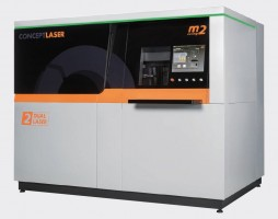 Máy in 3D kim loại M2 cusing (CỠ VỪA)
