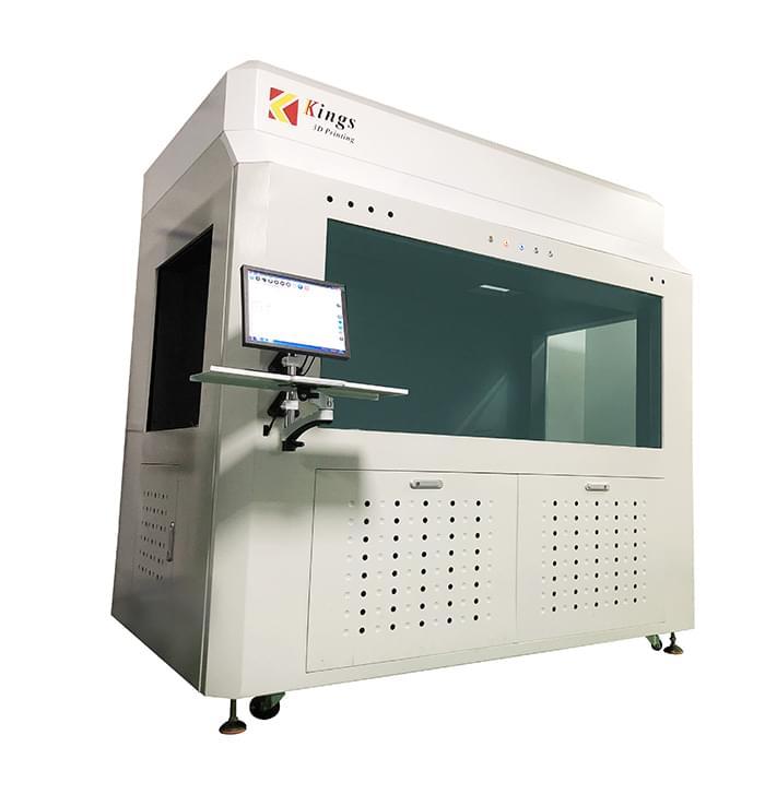 Máy in 3d SLA khổ 1700mm(X)×800mm(Y)×600mm(Z)