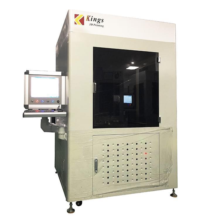 Máy in 3D SLA khổ 850mm(X)×850mm(Y)×550mm(Z)