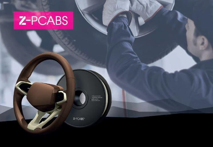 Vật liệu in 3D Zortrax: Z-PCABS