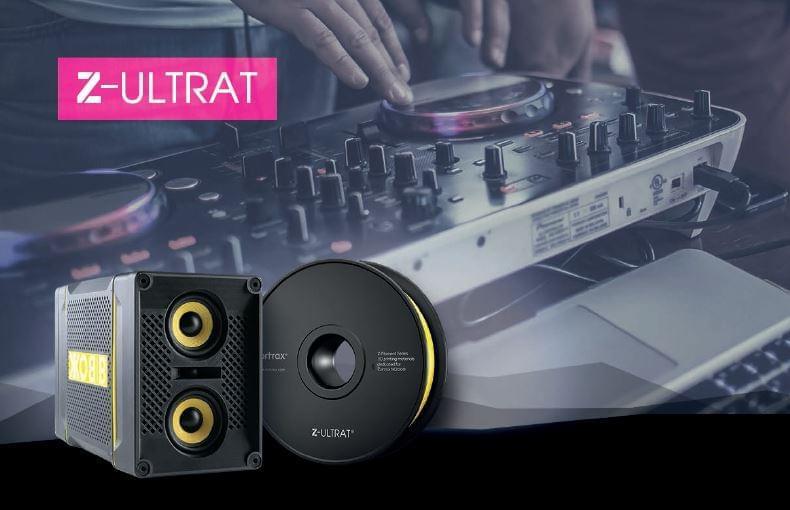 Vật liệu in 3D Zortrax: Z-ULTRAT